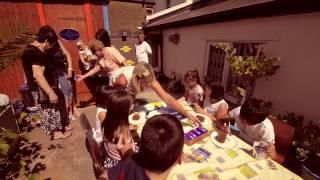 Greek School of Islington Outdoor party
