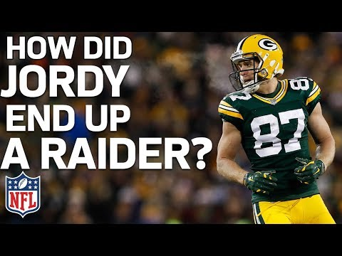 Video: How Did the Raiders Land Jordy Nelson? | NFL