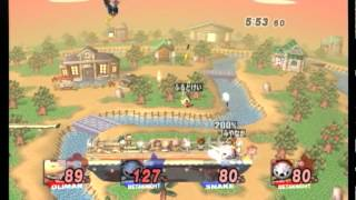 Amazing Snake Comeback by Japanese Player Kurobi!