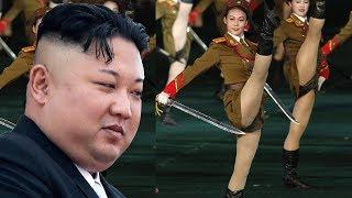 Взвод наслаждений в Северной Корее