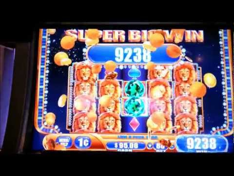 King of Africa Mega Line Hit + Bonus WMS Slot