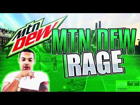 Mountain Dew 3x Tournament Rage - NBA 2K17 (видео)