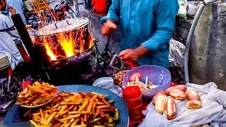 Village Style French Fries Recipe   Crispy French Fries in Talagang   French Fries