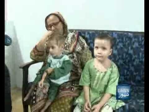 News Package - Edhi Home Child Karachi (видео)
