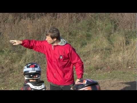 Motocross.Zgrupowanie z Marcinem Wójcikiem