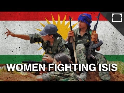Who - An all-female army from Syria is fighting ISIS -- and kicking ass. The YPJ has killed over 100 members of the terrorist group and continues to be one of the few volunteer-based militia on the...