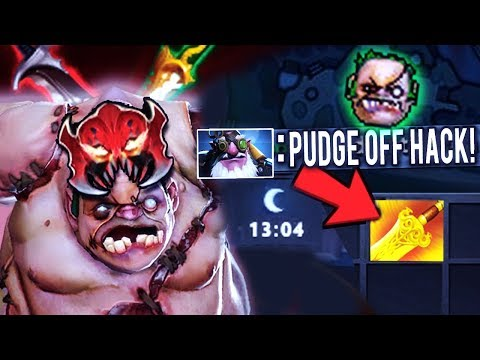 WTF 13 MIN RADIANCE!!! MONSTER CARRY PUDGE DOTA 2 PATCH 7.07 NEW META PRO GAMEPLAY