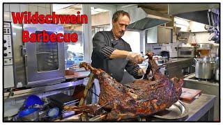Video Wildschwein Barbecue   Buffet BogenSportHotel Bad   BBQ Grillen   Eisenbach Schwarzwald Black Forest MP3, 3GP, MP4, WEBM, AVI, FLV Oktober 2017