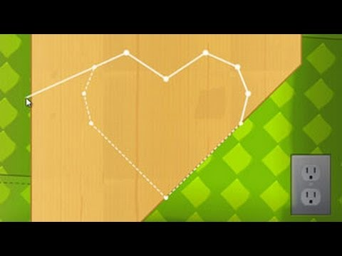Slice the Box Walkthrough, Full, All 1-30 Levels - New Free Games Shape Matching