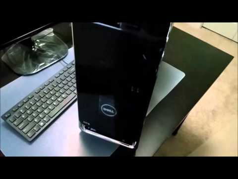 Dell XPS 8900 Special Edition desktop pc Unboxing