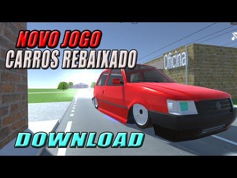 (CARS DRIVING BRASIL) NOVO JOGO DE CARRO REBAIXADO COM SOM