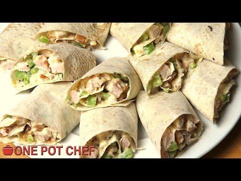 Chicken Salad Sandwich Scrolls – RECIPE