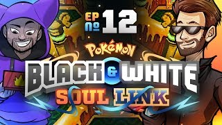 Pokémon Black & White Soul Link Randomized Nuzlocke w/ ShadyPenguinn! - Ep 12 JUST MY LUCK by King Nappy