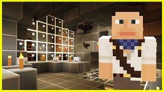 SUPER SECRET NEW ROOMS!? | Minecraft PS4 | Survival [70]