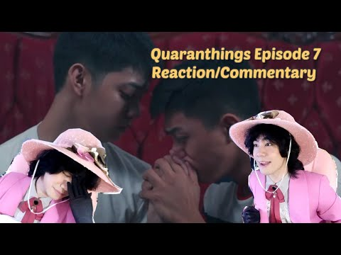 (A MESS) Quaranthings Episode 7 Reaction/Commentary