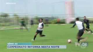 Série A3 do Paulista recomeça com disputa entre times da região