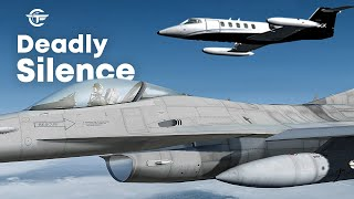 Video A Doomed Aircraft Is Left to Fly Until it Runs Out of Fuel | Fatal Silence | 4K MP3, 3GP, MP4, WEBM, AVI, FLV Juni 2019