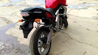 8. 2008 Kawasaki Versys 650