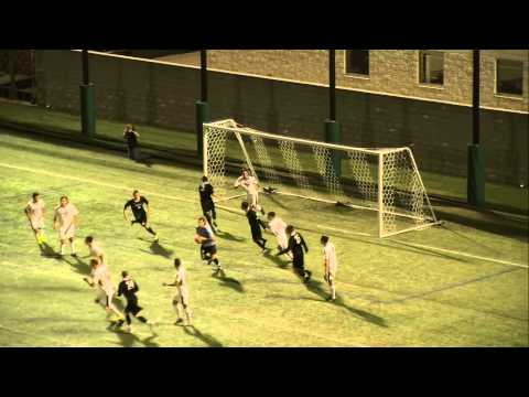 Men's Soccer Highlights: Stevenson versus #1 Messiah