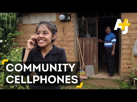Indigenous People Run Their Own Cellular Network