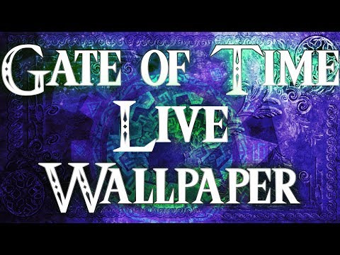 Video of Gate of Time Live Wallpaper