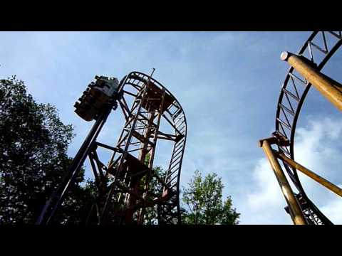 Rollercoaster Falcon - Attractions - Amusement park Duinrell