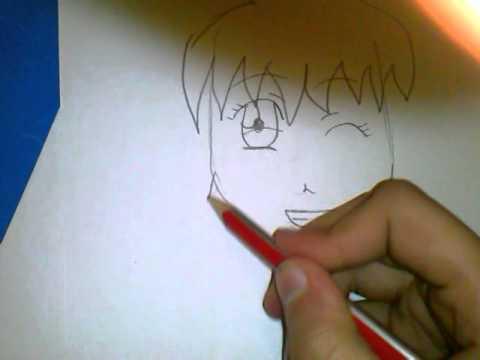 Besser manga gesicht zeichnen !!
