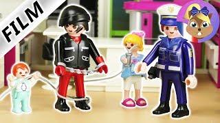 Film Playmobil en français  Voleur de jouets qui se fait terrasser par Hannah & Emma Abonnez-vous, c'est gratuit ...