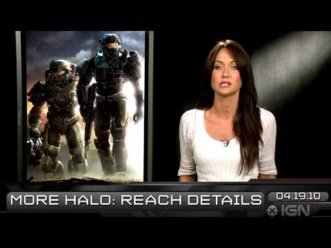 preview-IGN Daily Fix, 4-19: New iPhone & Halo Reach (IGN)