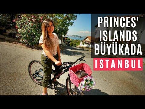 PRINCES' ISLANDS, ISTANBUL   A Day At Büyükada