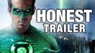 Green Lantern - Honest (Funny) Trailers