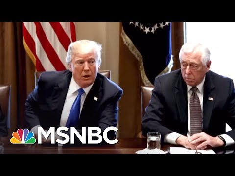 President Donald Trump Ad Campaign: Immigrants Linked To Murder | AM Joy | MSNBC