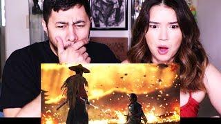 Video GHOST OF TSUSHIMA | E3 2018 Gameplay Debut | Trailer Reaction! MP3, 3GP, MP4, WEBM, AVI, FLV Maret 2019