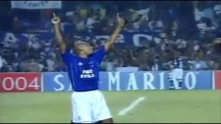 Cruzeiro é tetra campeão da Copa do Brasil com gols de Deivid,Aristizábal e Luisão e claro com uma das melhores partidas de...