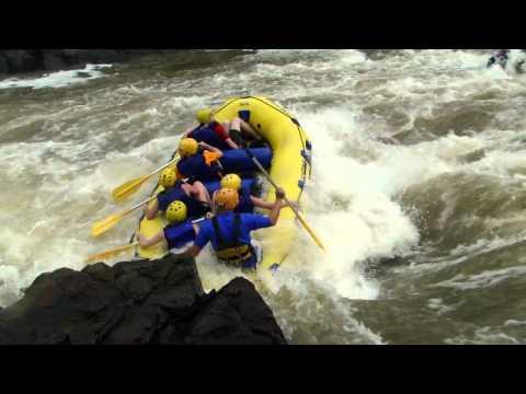 Rafting em Apiúna - SC
