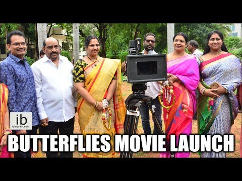 Butterflies Movie Launch