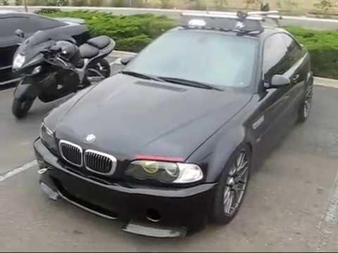 BMW M3 Euro Tuner