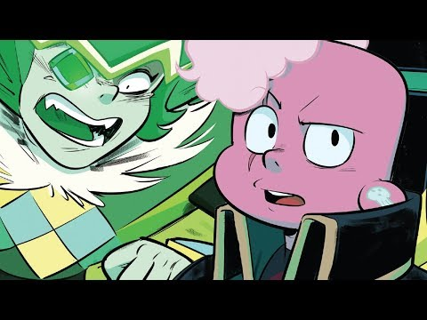 The Return of Emerald! Lars' Last Stand (Steven Universe)