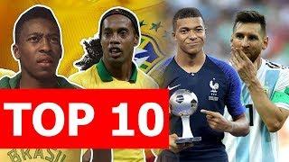 Video Top 10 quốc gia có chất lượng cầu thủ tốt nhất thế giới MP3, 3GP, MP4, WEBM, AVI, FLV Juni 2019