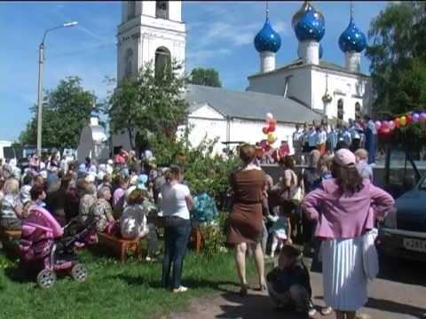 Праздник святых жен мироносиц в Яковлевском храме гЯрославль