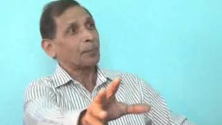 Mohan Baidya Kiran with Rishi Dhamala