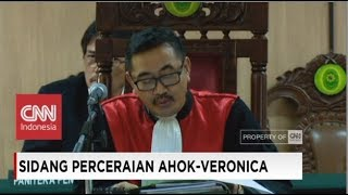 Video Ahok-Veronica Tan Resmi Cerai - Ketua Hakim Kabulkan Permohonan Cerai Ahok MP3, 3GP, MP4, WEBM, AVI, FLV April 2019