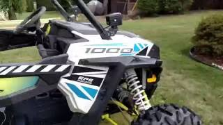 8. 2017 Polaris Rzr changes from 2016