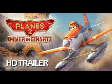 PLANES 2 - Immer im Einsatz - Offizieller Trailer 2 (deutsch | German)