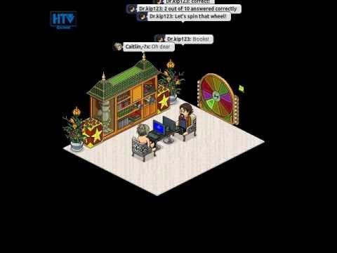 HabboTV - QuizLand - Series 1, Episode 1, Part 1