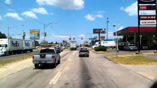 Muskogee (OK) United States  City pictures : Muskogee, Oklahoma on US Highway 69 North