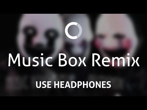 DeltaHedron - Music Box Remix (8D)