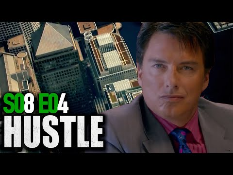 American Scam Artist | Hustle: Season 8 Episode 4 (British Drama) | BBC | Full Episodes