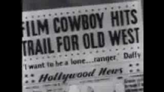 Tegnefilm - Daffy som cowboyhelt  -