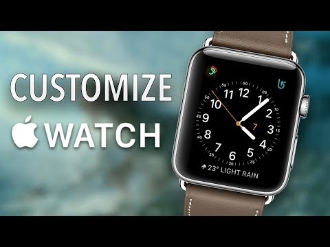 Apple Watch User Guide & Tutorial! (Customize Your Apple Watch Face!)